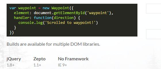 6 JavaScript Scroll Libraries to Use in 2019 - Dynamic Drive