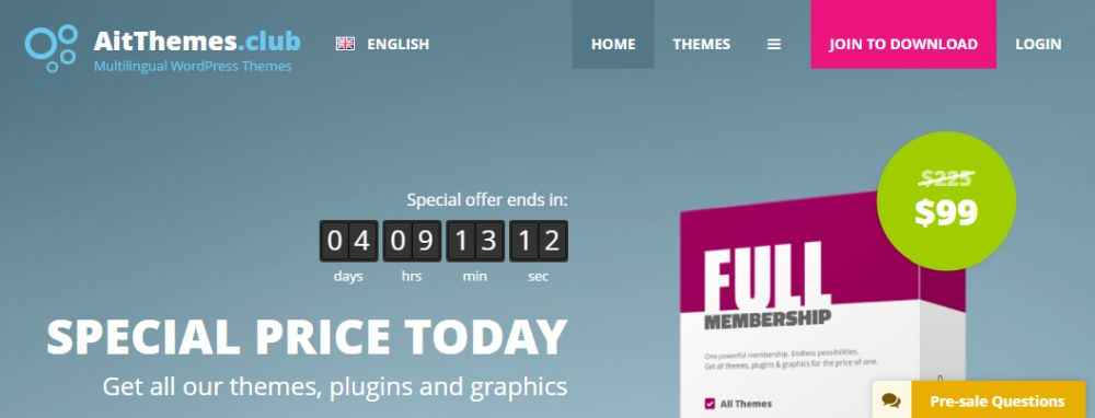 best wordpress theme clubs that offer multiple themes for use with