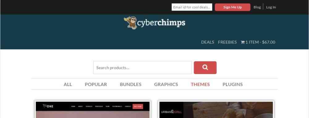 CyberChimps Theme Club Review