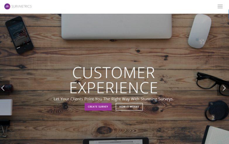 SurvMetrics- Survey Builder for businesses