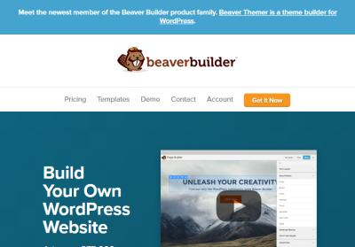Beaver Builder for WordPress Review