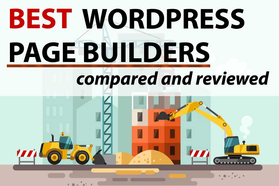 Best Wordpress Page Builders Compared and Reviewed