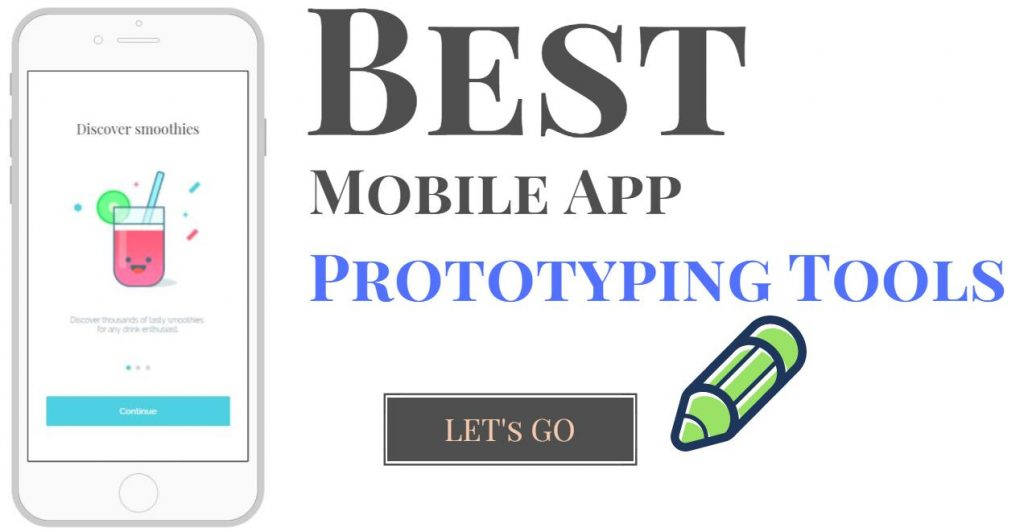 The Best Mobile App Prototyping and Mockup Tools for 2017