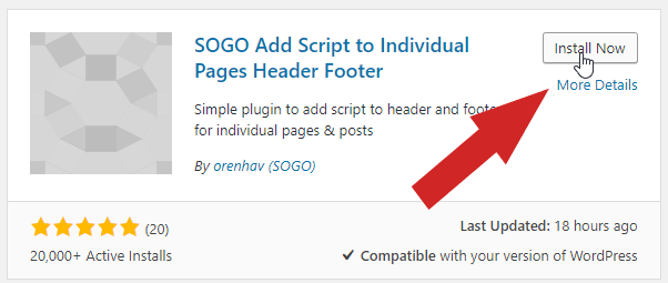 Best Add Script and CSS to Header Footer Plugin in WordPress