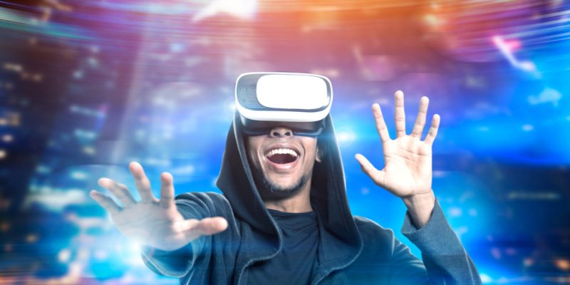 Virtual Reality Trend in Web Design