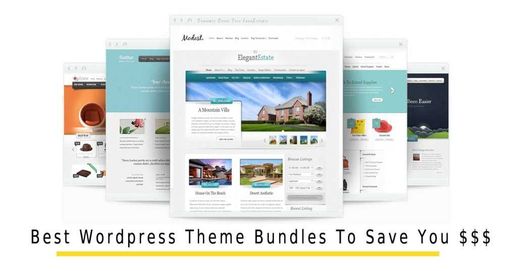 Best Wordpress Theme Clubs and Bundles